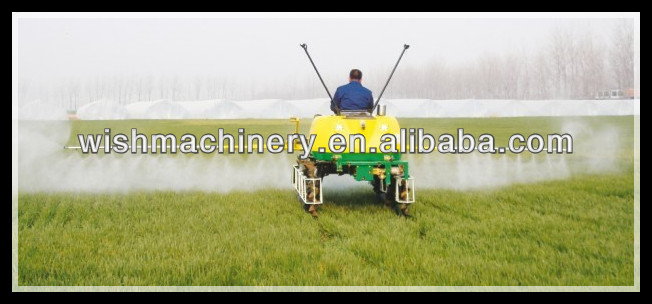 450L High Clearance Self-Propelled Boom Sprayer 3WP-450 agricultural sprayer