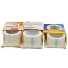 OEM nonsterile medical plaster custom printed paper tape 2.5cm*5m