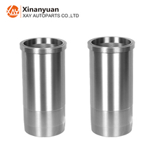 Factory supplied customized steel bushing cylinder sleeve volvo cylinder liner kit for volvo truck engine parts
