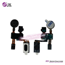 [JQX] Large Wholesale S2 Spare Parts For Samsung Galaxy S2 i9100 Ear Speaker and Vibrator Flex Cable Replacement