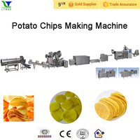 Hot Sale Automatic Fried Tornado Potato Sticks Making Machine
