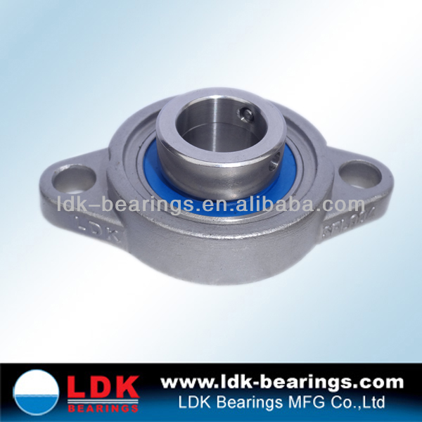 Professional design UFL004 zinc alloy housed combined bearing units