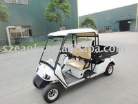 EG2048HCXR-01(48V/5KW, AC system), EU approved electric golf maintenance cart