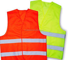 hot selling safety warning visibility reflective cheap safety vest