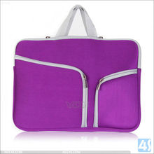 Shockproof Protective Leather Bag Case For Apple Macbook Air 13