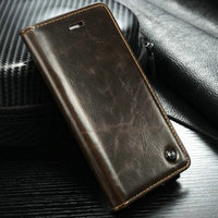 Alibaba Top One Sale Luxury R64 leather Case For iPhone 6 Plus, For i Phone 6 Plus Leather Case