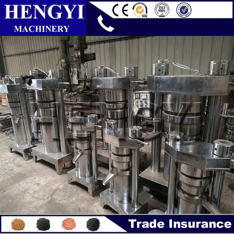 2017 Favourable price hydraulic pressure copra coconut oil mill/pumpkin seeds oil mill
