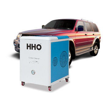 Latest technology HHO decorbonization machine engine cleaner