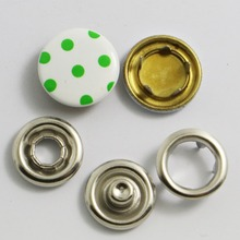 Custom Clothing Press Snap Fasteners