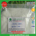 Free Sample Good Quality Fertilizer Ammonium Sulphate N21% / SOA/ AS