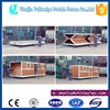 Australian standard prefabricated steel frame one-floor container house for vacaion