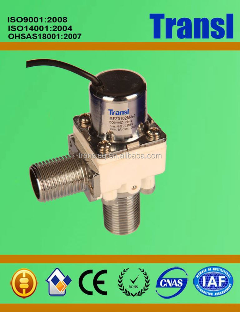 Electric Ro System Solenoid Valve
