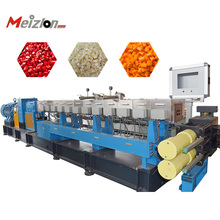Water-ring hot-face plastic extruder machine sale