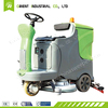 heavy duty floor scrubber polisher