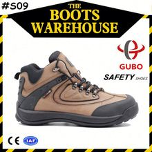 low price construction worker sporty safety shoes in stock