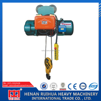 Top sell CD/MD double speed electric wrie rope hoist