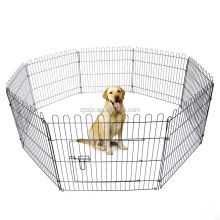 Large Cage Pet Cat Kennel Metal Dog Playpens for outdoor Puppy runs Barrier Fence