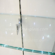 Prima luminous LED laminated glass for front door