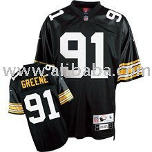 2010 Pittsburgh Steelers 91 Kevin Greene Throwback Jersey top quality