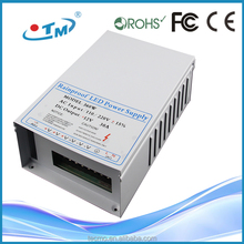 360W Constant Voltage 5v power supply for led and 12v power supplies waterproof mobile
