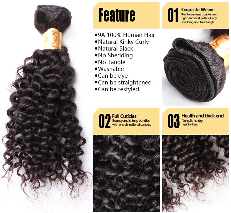 Crochet Hair Extension Biazi Human Hair Weaveorigin Brazilian Human