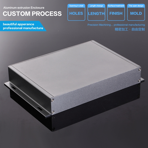 YGS-027 229*35*150 mm metal electrical meter box Stainless steel waterproof distribution box