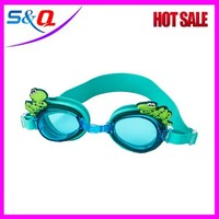 Factory Wholesale Anti-Fog lens Swim Goggles With Case