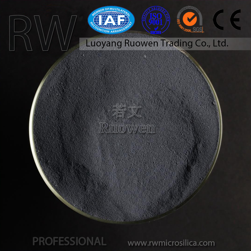 2015 price list building materials silicon micro powder/silica fume on China market