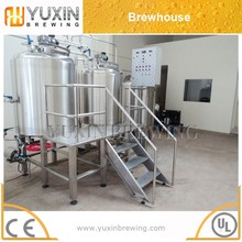 200l 300l 500l 1000l beer brewing equipment /kit, hotel restaurant electric brewing system,beer brewery