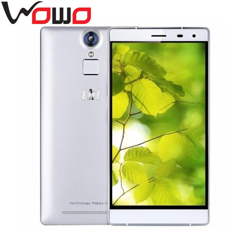 5.5 inch THL Android Smart Phone 4G Smartphone Android MT6753 8 Core Larger Battery Smartphone THL-T7