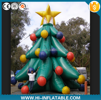 inflatable christmas tree hot sale decorations