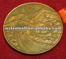 great wall coin