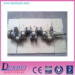 The used auto part cars in korea for billet crankshaft