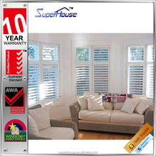 Australian light control adjustable aluminium alloy louvre shutter windows