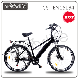 MOTORLIFE/OEM EN15194 HOT SALE 36v 250w 26inch electric bikes for sale,japan electric bicycle