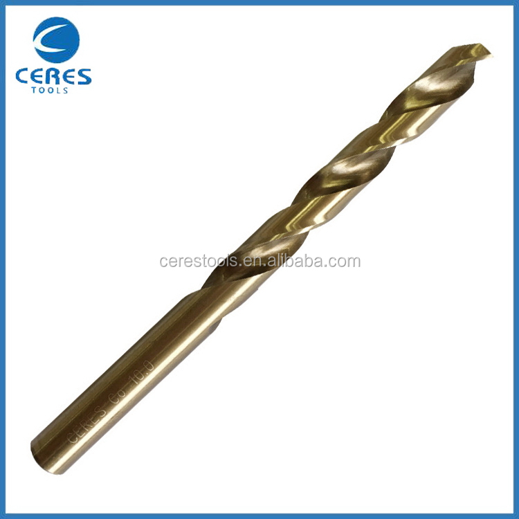 Factory high technology hss din1897 drill bits