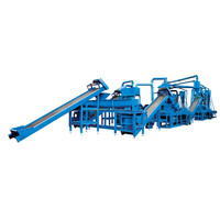 Used Tire Cutter Machine for Sale/Tire recycling/Car tyre recycling