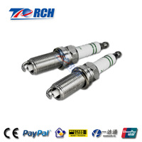 Toyata Crown YS132L AUTO spark plug match for IFR6B NGK spark plug