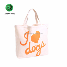 high quality customized eco india cotton bag