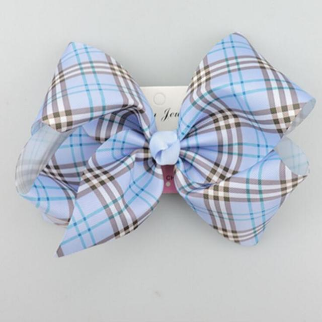 Ribbon Boutique Hair Bows Alligator Clips for Kids Toddlers Children F160