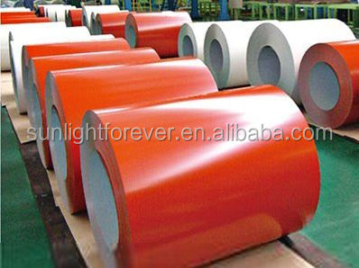 High quality prepainted agalvanized steel coil ppgi coil with ant sizes / ppgi in mineral& metallurgy