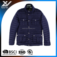 2015 high quality ultralight down jacket men with cotton padded