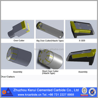 Over cutters/TBM Cutter/Shield cutter with tungsten carbide tips
