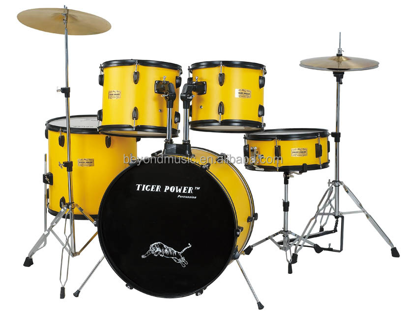 5-pc PVC drum set BMD2190W