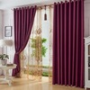 100% Polyester microfiber breathable waterproof fabric blackout curtain fabric