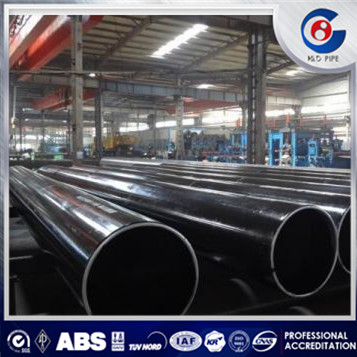 china manufacturer Natural Gas Pipeline ERW Steel Pipe