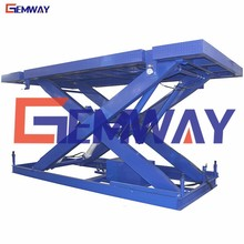 Chinese manufacturer small hydraulic motorcycle table lift