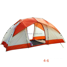 Hot Sale Multi-Use Automatic Pop Up Open 4 Person Waterproof Fiberglass Pole Easy Folding Camping Tent,Family Tent
