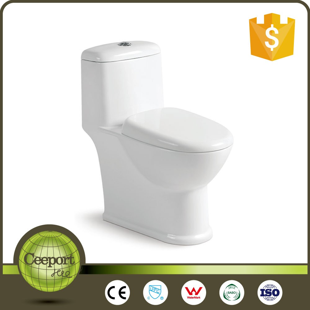 Ceeport C-40 ceramic sanitary ware for Salable middle east matching toilet seat buffers