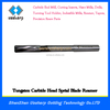 carbide head machine reamer high quality wholesale